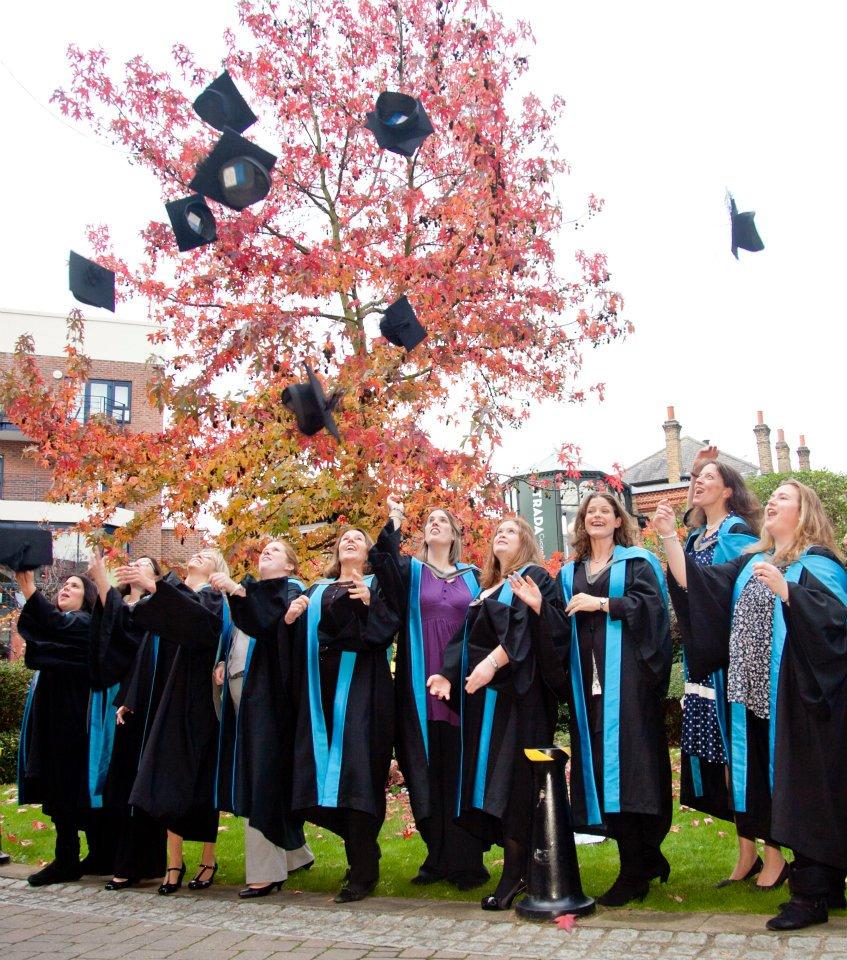 Kingston University graduation